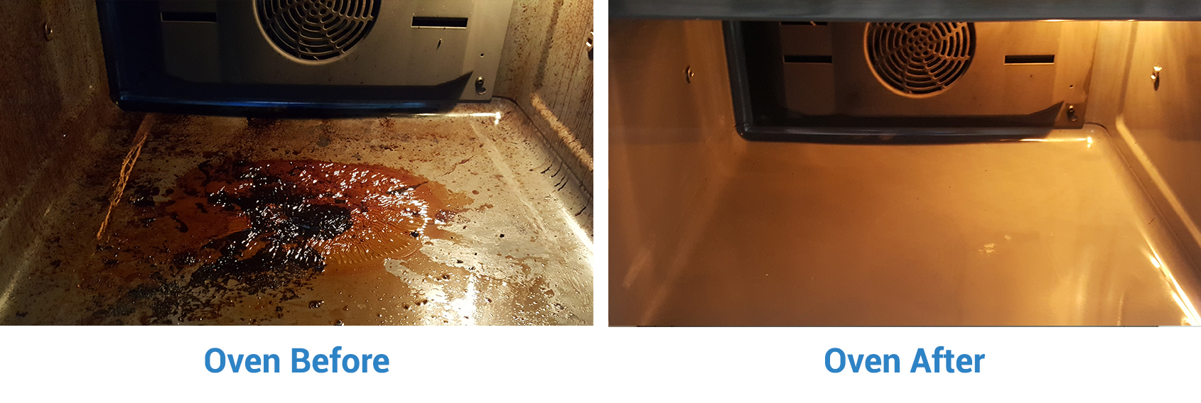Cleanmate Oven cleaning